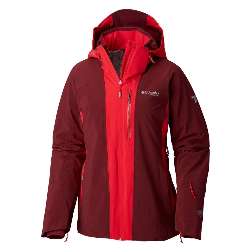 Amazon.com : Columbia Snow Rival Womens Insulated Ski Jacket ...