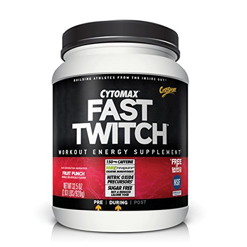 CytoSport Fast Twitch Power Punch product image