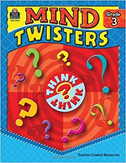 Book Mind Twisters Grade 3 by Hart Melissa (2005-06-09)
