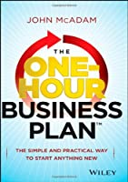 The One-Hour Business Plan Front Cover