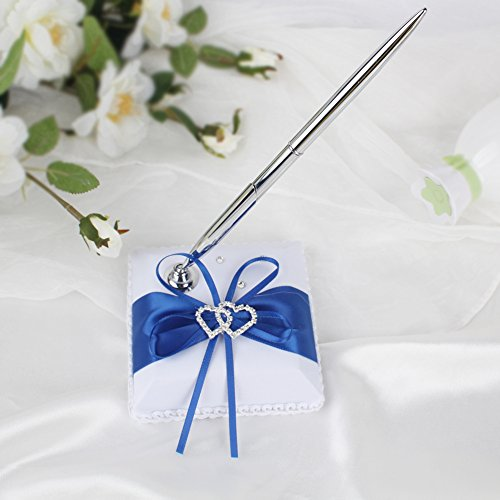 The 8 best ring pillows for wedding royal blue