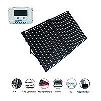 ACOPOWER Monocrystalline Foldable Solar ...