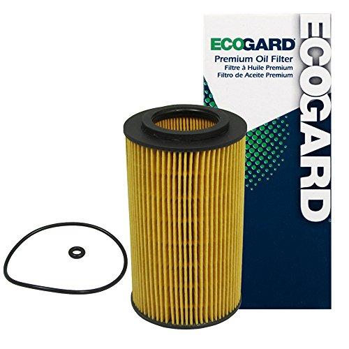 ecogard x5610cartucho filtro de aceite de motor para aceite convencional–PREMIUM de repuesto compatible con Hyundai...