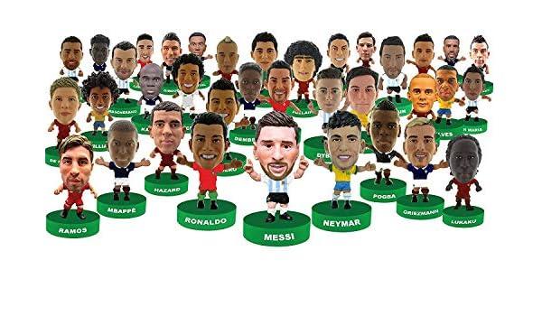 24 x Surprise Bling Bags of Soccer Starz con Neymar, Messi ...