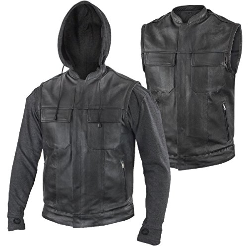 Armored Motorcycle Vest - 5