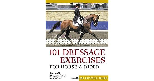 Amazon.com: 101 Dressage Exercises for Horse & Rider (Read ...