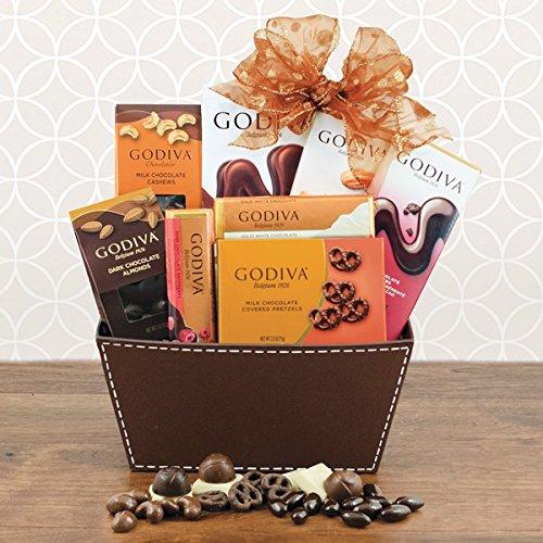 Chocolate Bliss Basket (Godiva Chocolate Bliss Gift Basket)