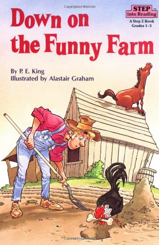 Down on the Funny Farm (Step into Reading) by Random House Kids