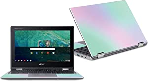 """MightySkins Skin Compatible with Acer Chromebook Spin 11"""" CP311 - Cotton Candy 