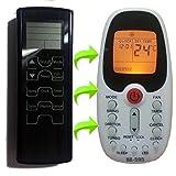 Generic Kentatsu Kic-53h Compatible for Midea Anwo Profilo Bosch Split Portable Air Conditioner Remote Control R16/bge R16b2/bge R16/bcge R16b2/bgce