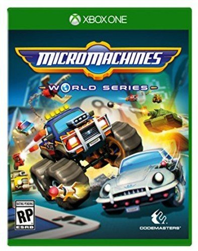 Micro Machines World Series - Xbox One by Deep Silver