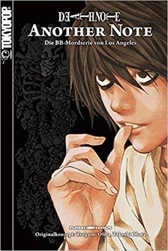 Another Note Novel Death Note
