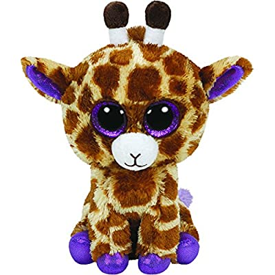 Ty Boo Buddy Safari Giraffe: Toys & Games