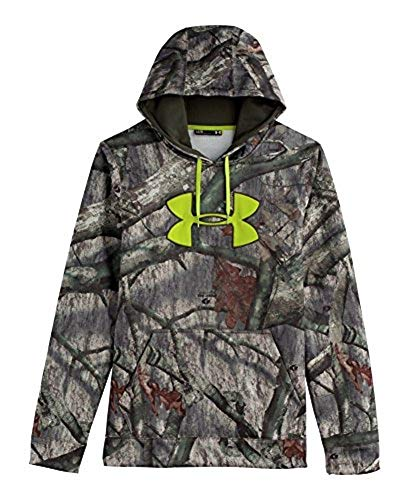 - Under Armour Coldgear Scent Control Hoody - Men's Mossy Oak Treesland / Velocity Large