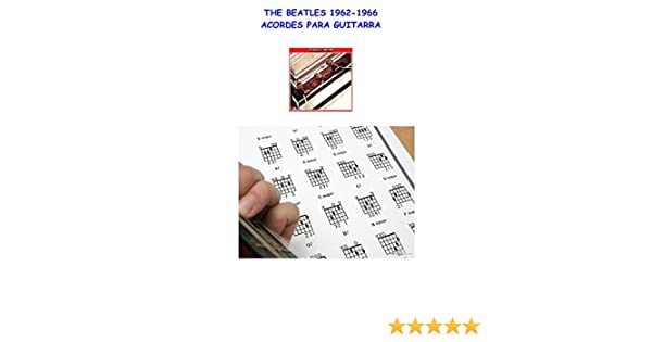 THE BEATLES 1962-1966: ACORDES PARA GUITARRA eBook: Gómez, Fale: Amazon.es: Tienda Kindle