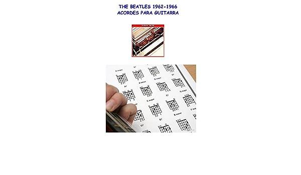 THE BEATLES 1962-1966: ACORDES PARA GUITARRA eBook: Gómez, Fale ...