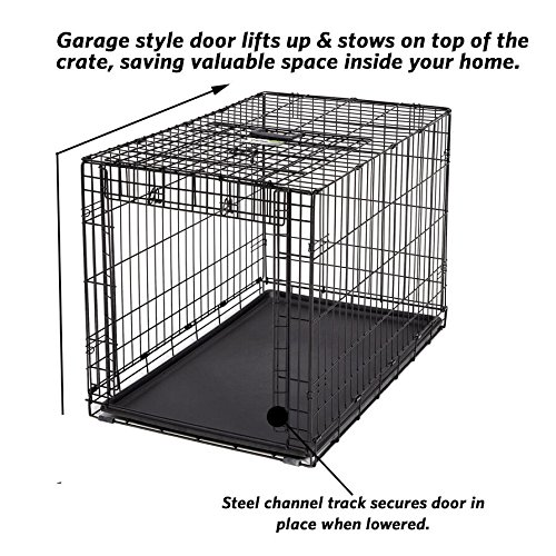 Amazon Midwest Homes For Pets Ovation Single Door Dog Crate