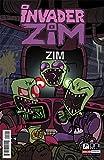 INVADER ZIM #19 VAR GREEN