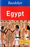 img - for Egypt Baedeker Guide (Baedeker Guides) book / textbook / text book