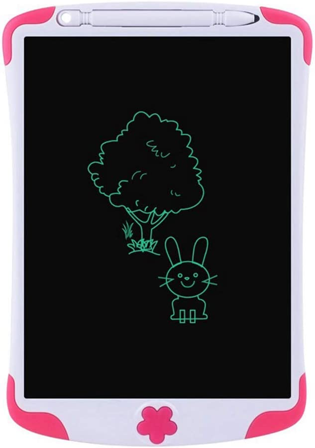 LinLinYi Doodle Board 8.5 Inch LCD Childrens LCD Electronic Handwriting Board Puzzle Graffiti Drawing Early Education Writing Small Drawing Board