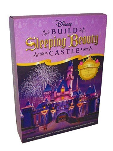 Sleeping Beauty Castle (Disney Build Sleeping Beauty Castle Kit (13576))