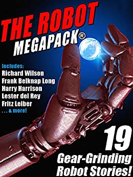 Robot MEGAPACK%C2%AE 19 Gear Grinding Stories ebook product image