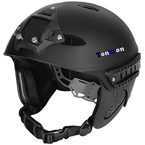 Tontron Comfy Practical Water Helmet with Go Pro Mount