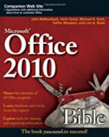 Office 2010 Bible, 3rd Edition Front Cover