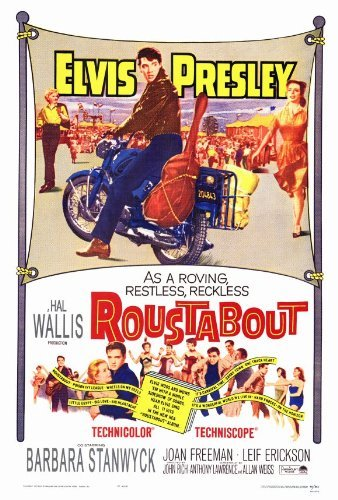 - Roustabout POSTER Movie (27 x 40 Inches - 69cm x 102cm) (1964)