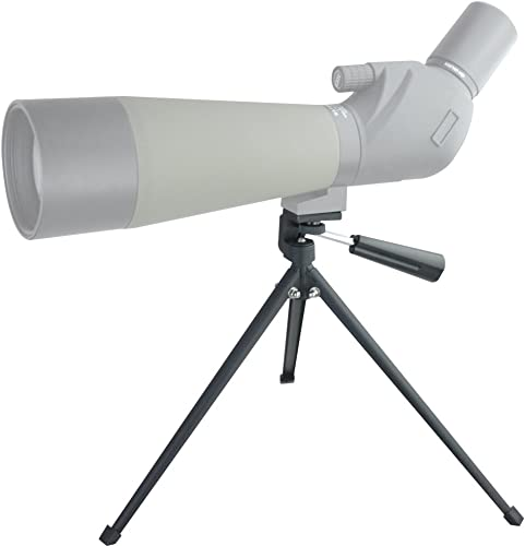 Gosky Fully Metal Table Tripod for Spotting Scope Monocular, Binocular, Night Vision and Other Optical Devices