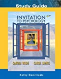 Invitation to Psychology, Wade and Tavris, Carol, 0131455214