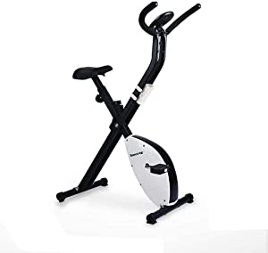 Home Indoor Spinning Bike, Family Non-Slip Resistance Weight Loss Device Fitness Equipment Foldable Does Not Take Up Space 0614