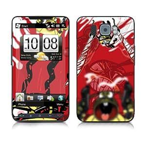 Diabloskinz B 0029-0046-0018 diseño de conejo Ninja y Skin para HTC HD2