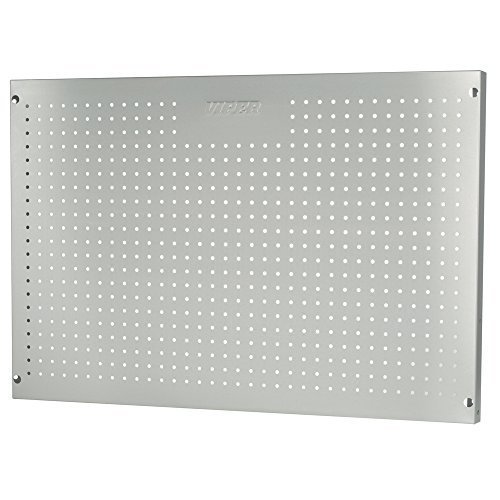 Viper Tool Storage 2436PBSS 2-Foot by 3-Foot 304 Stainless Steel Pegboard by Viper Tool Storage by Viper Tool Storage