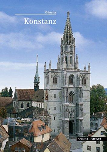 Das Konstanzer Münster (Große Kunstführer / Große Kunstführer / Kirchen und Klöster, Band 163)