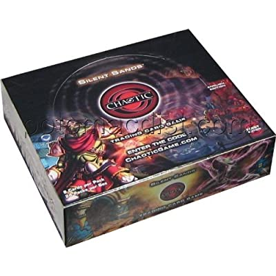 Chaotic Silent Sands Booster Box: Toys & Games