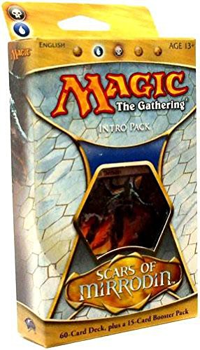 Magic: The Gathering- MTG: Scars of Mirrodin Intro Pack: Deadspread