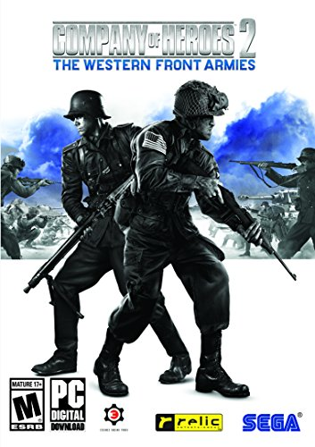 Company of Heroes 2 - The Western Front Armies: Oberkommando West [Online Game Code]