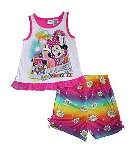 Disney Minnie Little Sleeve Shorts