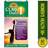 Country Life Core Daily-1 - Dietary Supplement for Women 50 Plus - 60
