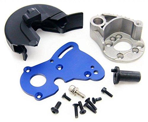 Traxxas 1/10 E-Revo Brushless Motor Mount 5690X, AND ALUMINUM MOTOR MOUNT HEAT SINK