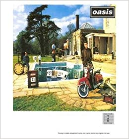 songbook OASIS be here now
