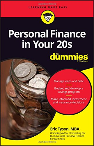 Personal Finance in Your 20s For Dummies (For Dummies (Business & Personal Finance))