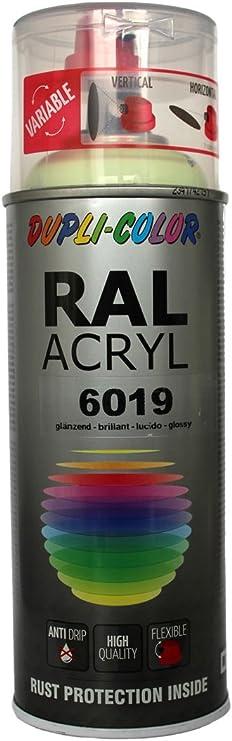 Dupli Color 492426 Ral Acryl Spray 6019 400 Ml Weißgrün Glanz Auto