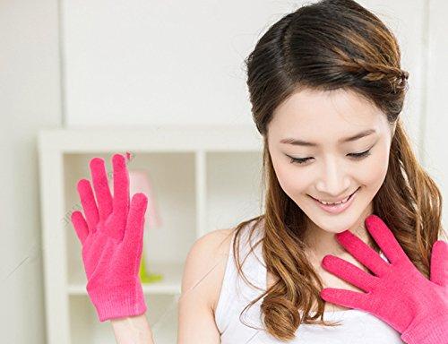 careforyou Spa Gel-Handschuhe Gel-Socken Weich Whitening feuchtigkeitsspendende Behandlung Hautpflege-Frei Größe