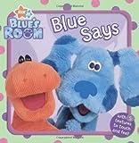 Blue Says, Orli Zuravicky, 1416941274
