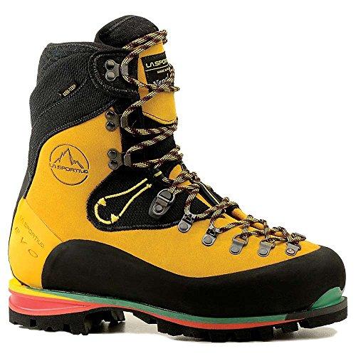 La Sportiva Nepal Evo GTX Mountaineering Boot - Men's Yellow - Mountaineering La Boots Sportiva
