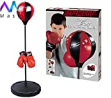 Kings Kids Sport Boxing Punching Bag With Gloves and Punching Ball