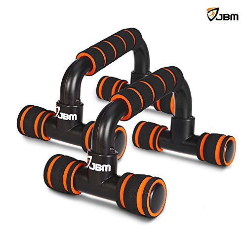 JBM Perfect Muscle Push up Bars Stands Handles Equipment for Man and Women Pushups / Pushup Workout, Pairs of Slip-resistant Polypropylene Push up Stands, Push up Exercise Benefits for Muscles Chest