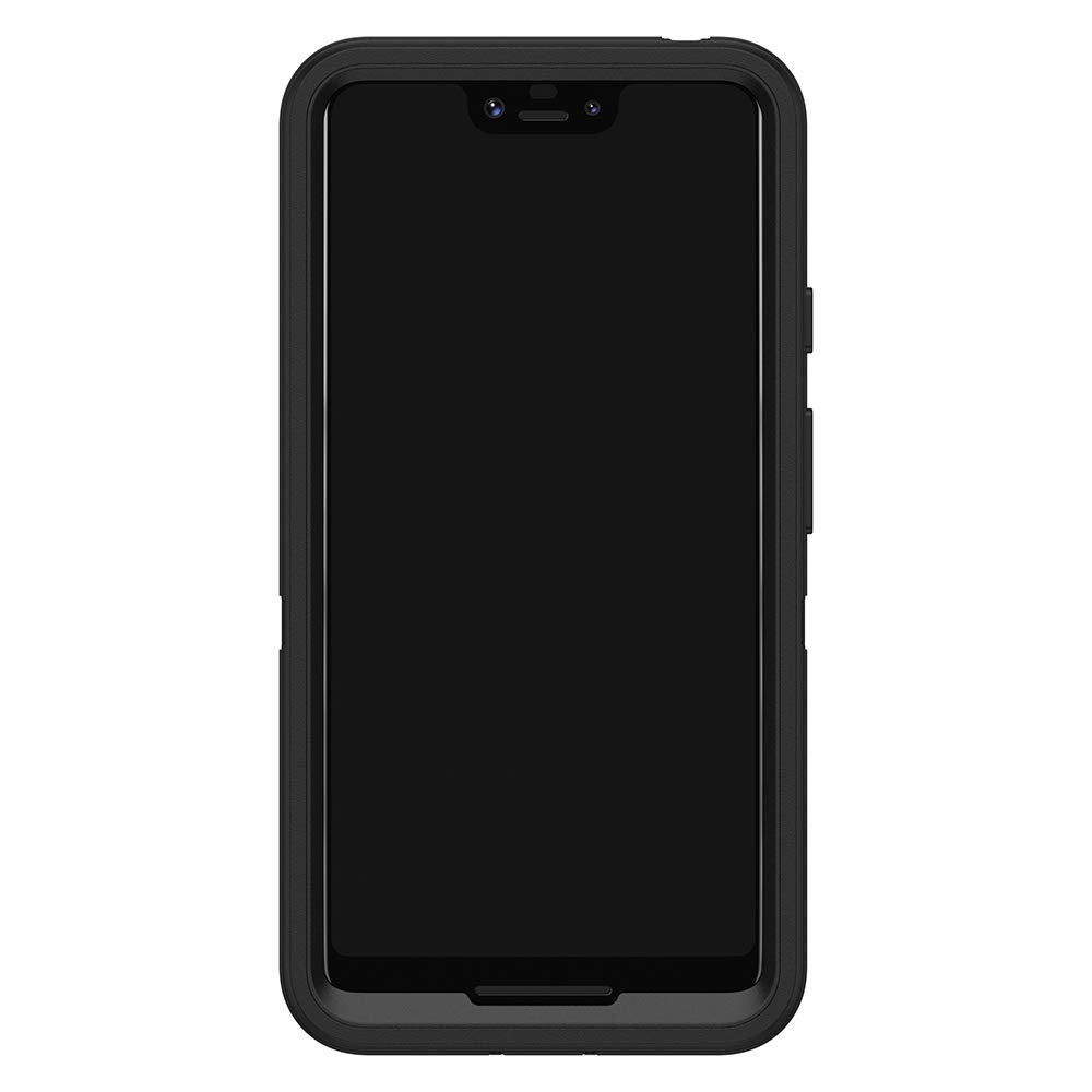 OtterBox Defender Series SCREENLESS Edition Case for Google Pixel 3 XL - Retail Packaging - Black by OtterBox (Image #4)